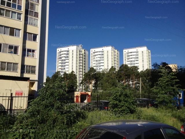 Адрес(а) на фотографии: улица Начдива Онуфриева, 6/1, 6/2, 6/3, 10, Екатеринбург