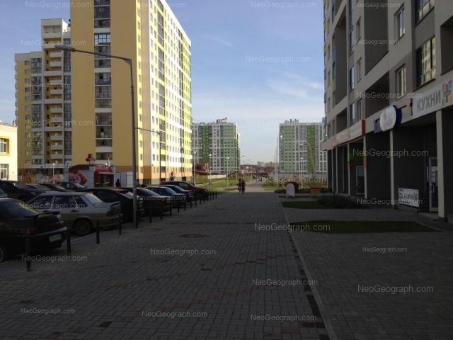 Адрес(а) на фотографии: улица Краснолесья, 103, 117, Екатеринбург