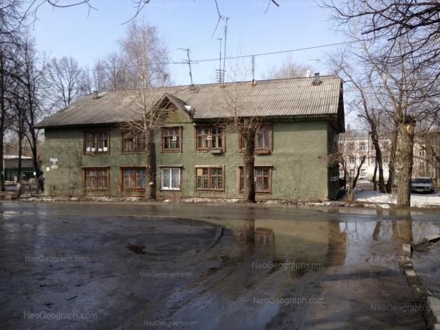 Адрес(а) на фотографии: улица Корепина, 5, Екатеринбург