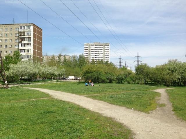 Адрес(а) на фотографии: Автомагистральная улица, 25, 27, Екатеринбург
