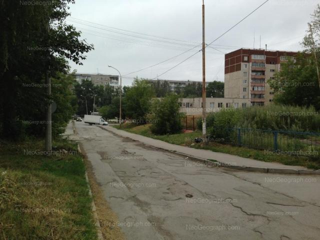 Адрес(а) на фотографии: Шефская улица, 61, 62, Екатеринбург