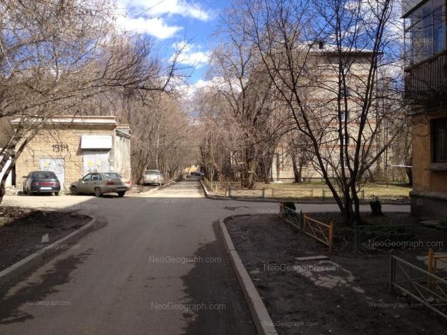 Адрес(а) на фотографии: улица Мира, 3В, 3Ж, Екатеринбург