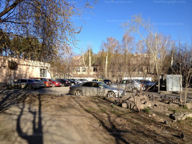 Адрес(а) на фотографии: Волгоградская улица, 188, 190а, Екатеринбург