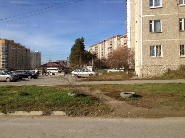 Адрес(а) на фотографии: Алтайская улица, 72, Екатеринбург