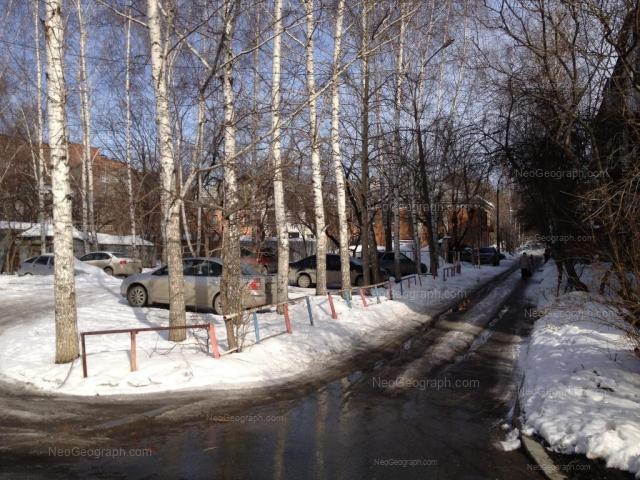 Адрес(а) на фотографии: Комсомольская улица, 29, Екатеринбург