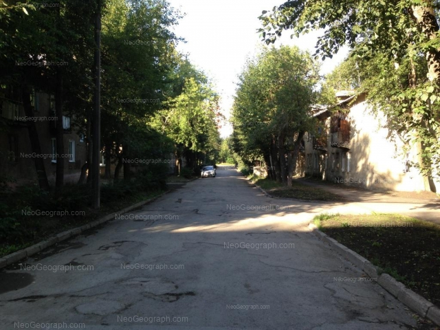 Адрес(а) на фотографии: улица Лобкова, 129, Екатеринбург