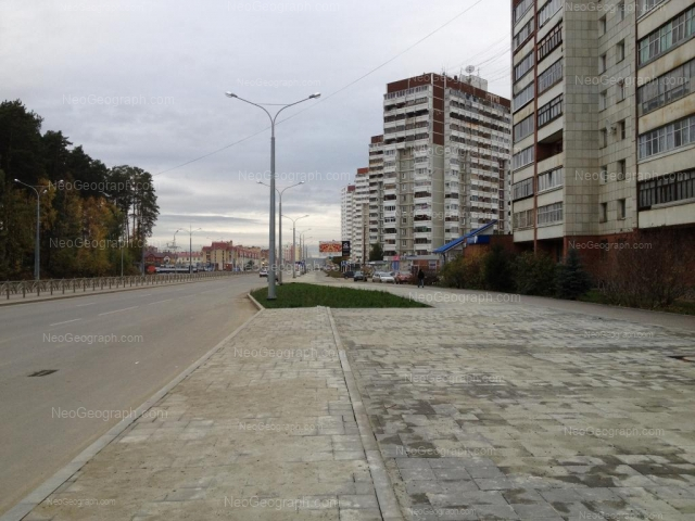 Address(es) on photo: Krasnolesiya street, 14/1, 16, Yekaterinburg