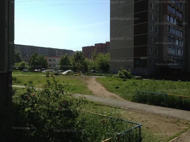 Адрес(а) на фотографии: Боровая улица, 19, 21А, 23А, Екатеринбург