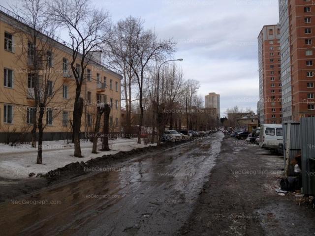 Адрес(а) на фотографии: Кунарская улица, 31, 33, Екатеринбург