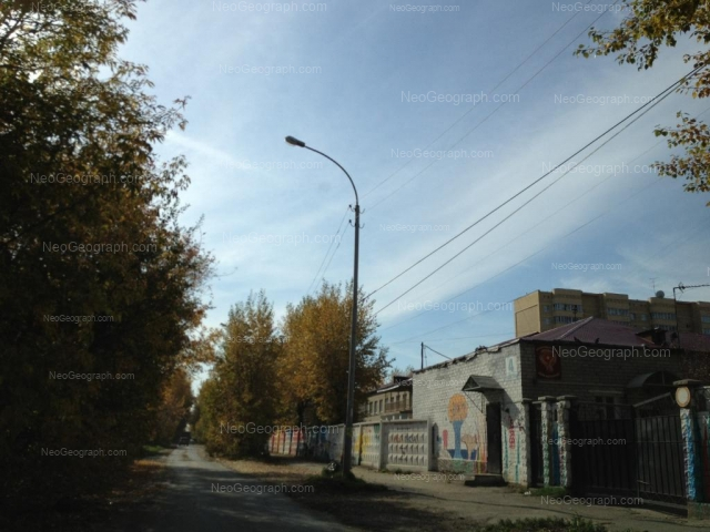 Адрес(а) на фотографии: улица Ляпустина, 4А, 8, Екатеринбург