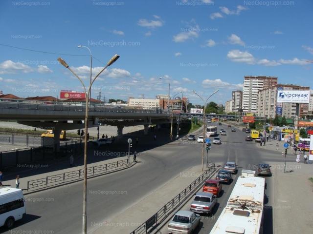 Адрес(а) на фотографии: Техническая улица, 14, 16, 19, Екатеринбург