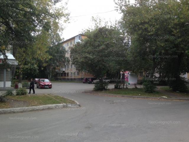 Адрес(а) на фотографии: Сухоложская улица, 4, 6, Екатеринбург