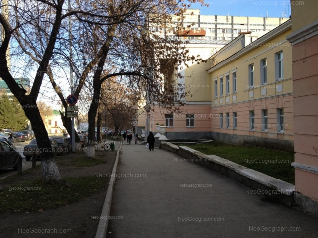 Адрес(а) на фотографии: улица Декабристов, 83, Екатеринбург