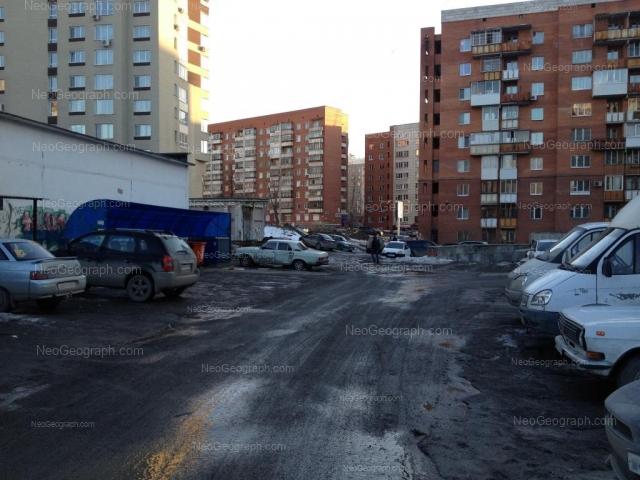 Адрес(а) на фотографии: Уральская улица, 1, 3, 6, 8, Екатеринбург