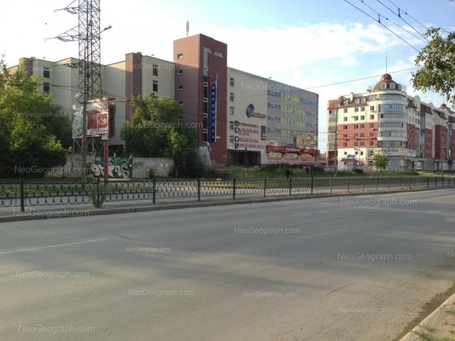 Адрес(а) на фотографии: проспект Космонавтов, 62, 64, Екатеринбург