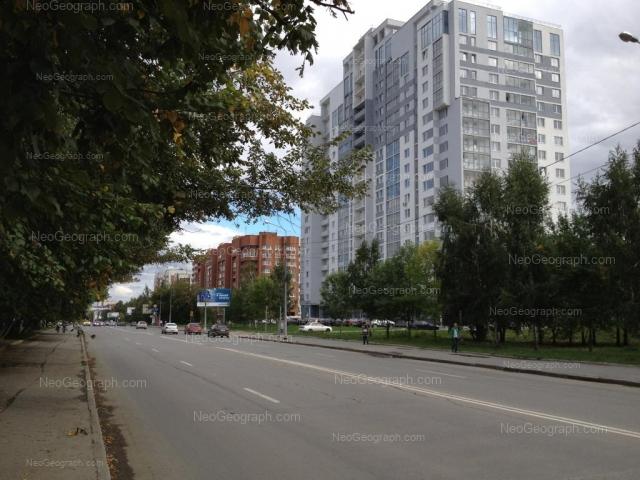 Адрес(а) на фотографии: улица Фурманова, 67, 103, Екатеринбург