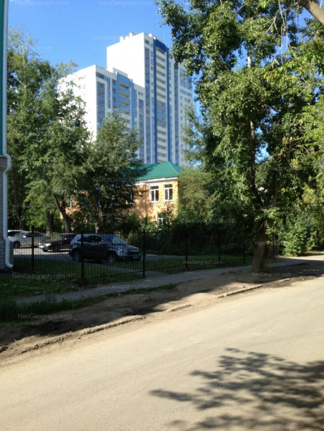 Адрес(а) на фотографии: Автомобильный переулок, 3, Екатеринбург