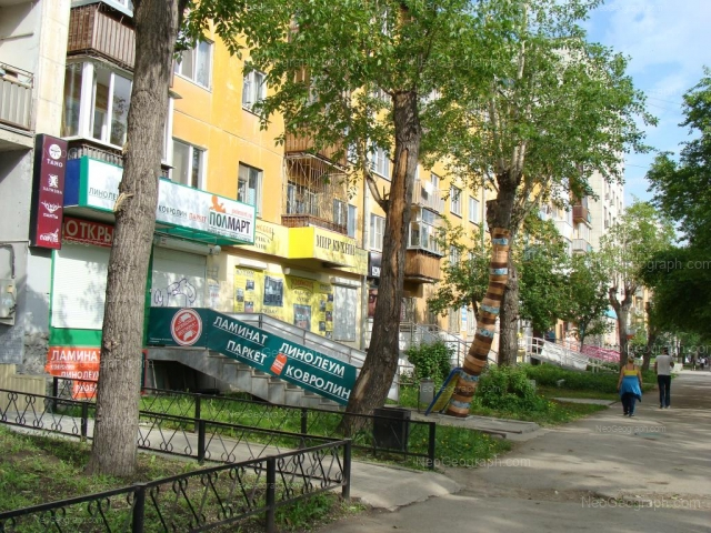 Адрес(а) на фотографии: Восточная улица, 164, Екатеринбург