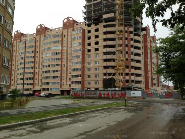 Address(es) on photo: Vosstaniya street, 101, Yekaterinburg