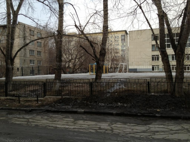 Адрес(а) на фотографии: улица Сони Морозовой, 167, Екатеринбург