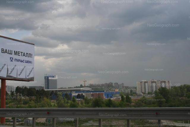 Адрес(а) на фотографии: улица Щербакова, 2, Екатеринбург