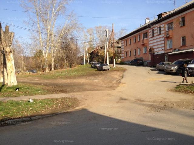 Адрес(а) на фотографии: Газовый переулок, 1, 3, 5, Екатеринбург