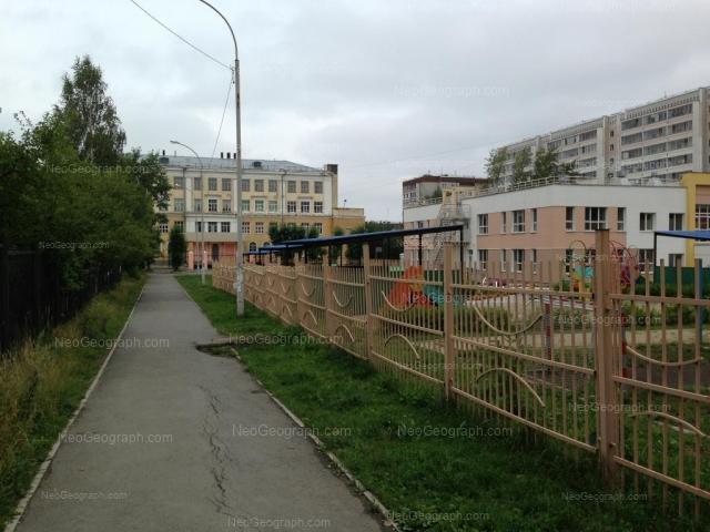 Address(es) on photo: Uliyanovskaya street, 13, 14, Yekaterinburg