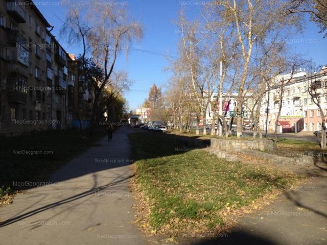 Адрес(а) на фотографии: Восточная улица, 23, 23А, 25, 172, 174, Екатеринбург
