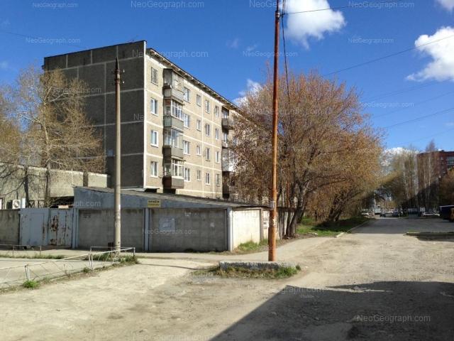 Адрес(а) на фотографии: улица Миномётчиков, 30, Екатеринбург
