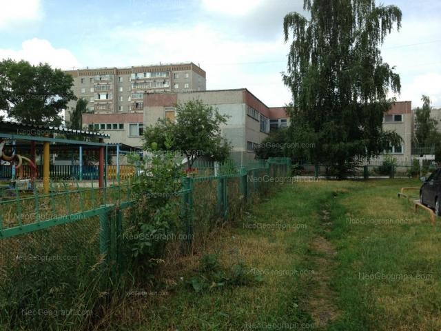 Фото: детский сад 165, улица Индустрии, 51, Екатеринбург