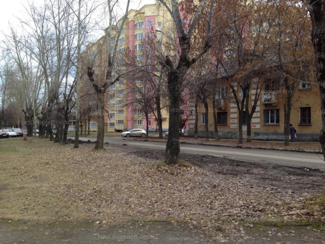 Address(es) on photo: Pribaltiyskaya street, 11, 13, Yekaterinburg