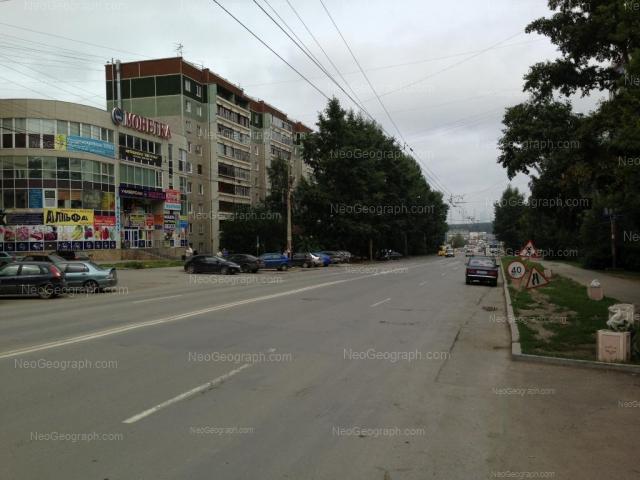 Адрес(а) на фотографии: Таганская улица, 55, 55А, Екатеринбург