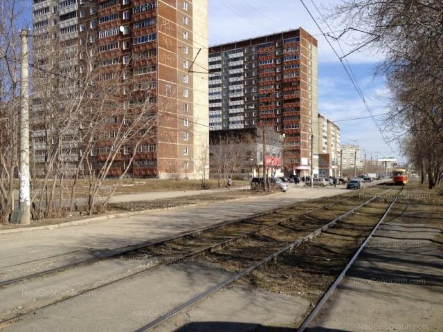Адрес(а) на фотографии: Техническая улица, 14, 16, 20, 20а, Екатеринбург