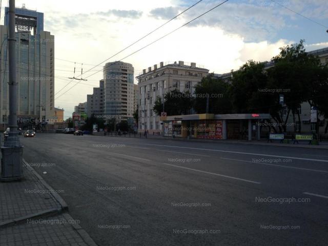 Адрес(а) на фотографии: улица Свердлова, 7, 11А, Екатеринбург