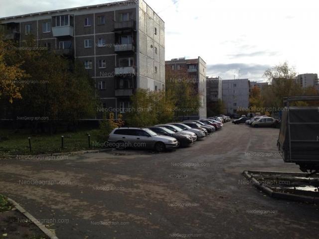 Адрес(а) на фотографии: улица Металлургов, 32, 36, 38, Екатеринбург