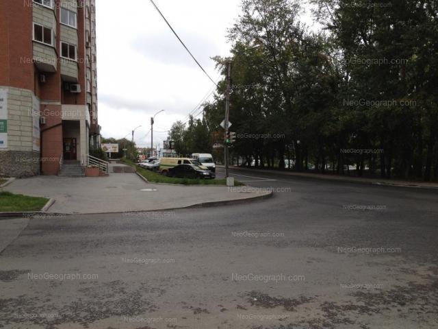 Адрес(а) на фотографии: улица Большакова, 109, Екатеринбург