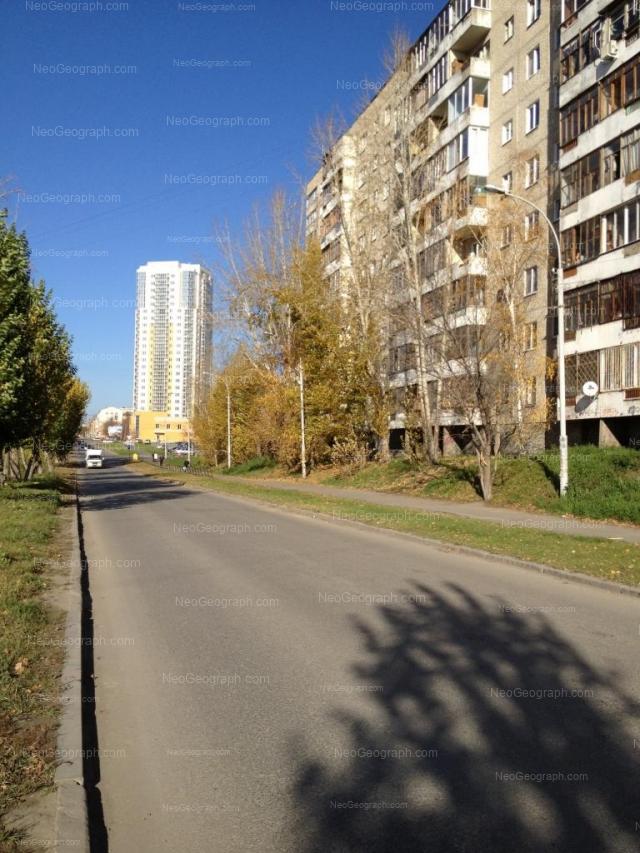 Адрес(а) на фотографии: улица Луначарского, 221, 225, Екатеринбург