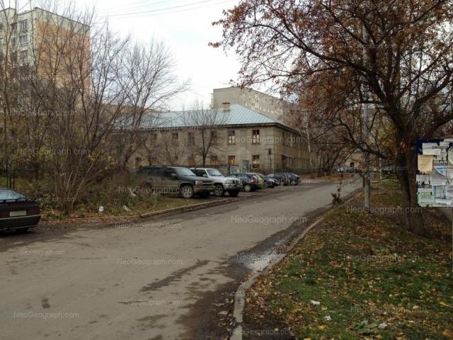 Адрес(а) на фотографии: улица Буторина, 6, 8, Екатеринбург