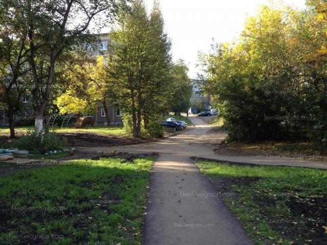 Адрес(а) на фотографии: улица Бородина, 5, 13, Екатеринбург