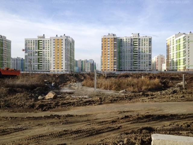 Адрес(а) на фотографии: улица Павла Шаманова, 12, Екатеринбург