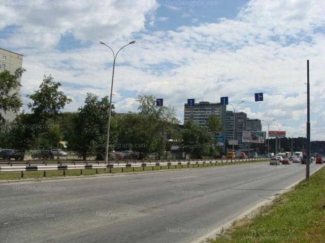 Address(es) on photo: Nachdiva Onufrieva street, 66, 68, 70, 72, Yekaterinburg
