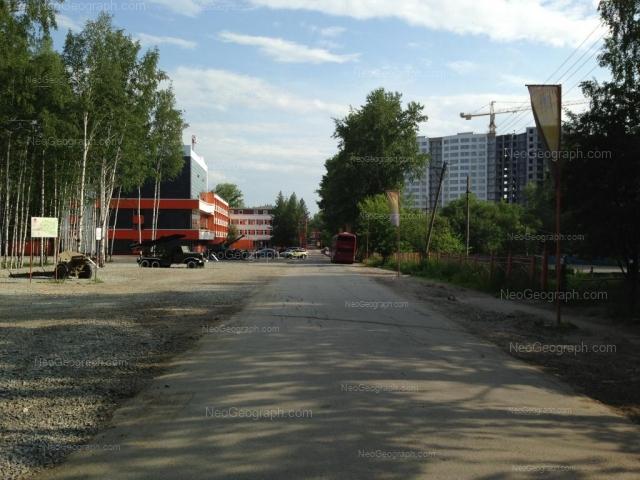 Адрес(а) на фотографии: Республиканская улица, 1А, Екатеринбург