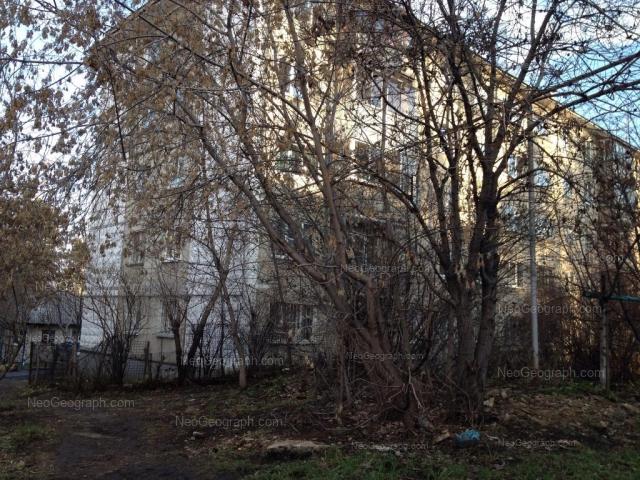 Адрес(а) на фотографии: Ленинградская улица, 34 к2, Екатеринбург