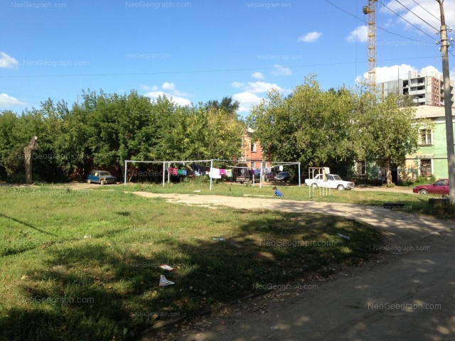Адрес(а) на фотографии: Ремесленный переулок, 3, 5, Екатеринбург