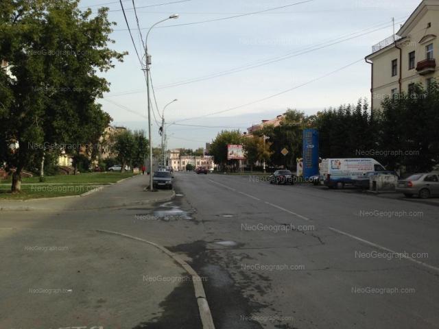 Адрес(а) на фотографии: Заводская улица, 7, Екатеринбург