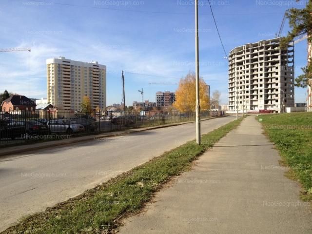 Адрес(а) на фотографии: Рощинская улица, 41, Екатеринбург