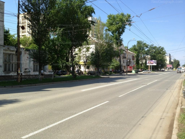 Address(es) on photo: Sulimova street, 49, 53, Yekaterinburg