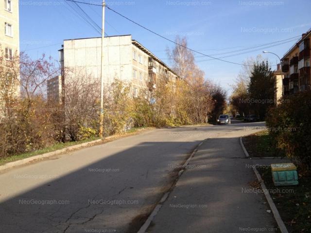 Address(es) on photo: Uglovoy lane, 6, Yekaterinburg