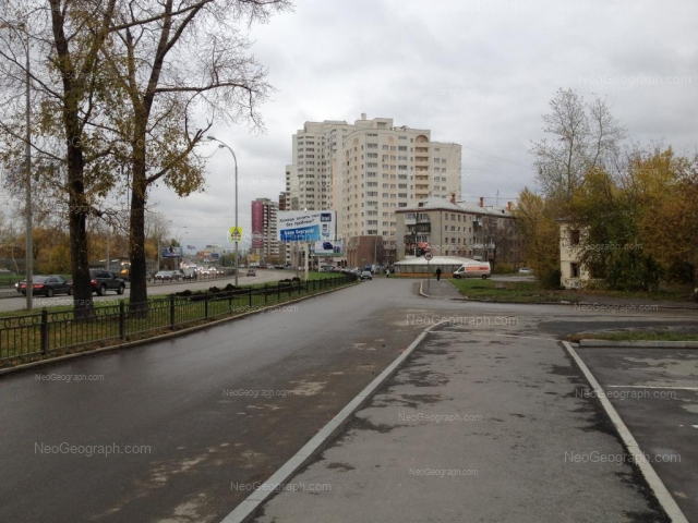 Адрес(а) на фотографии: Переходный переулок, 11а, Екатеринбург