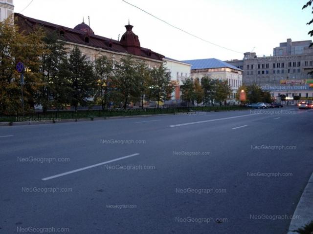 Address(es) on photo: Pushkina street, 4, Yekaterinburg